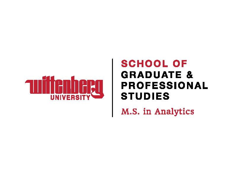 The Wittenberg University, M.S. in Analytics